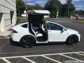 Lease Tesla Model X 2016 Tesla Model X 60d Lease Lease A Tesla Model X For