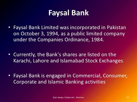 faysal islamic bank a comparison of islamic and conventional banking system