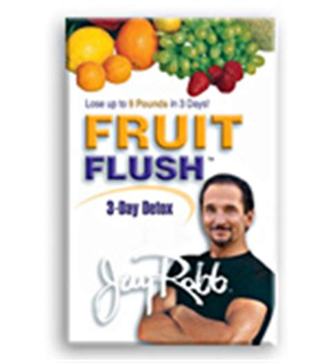 Robb Fruit Flush 3 Day Detox by Robb Launches The Fruit Flush 3 Day Detox Diet