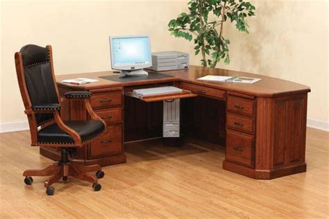 cherry wood desk cherry wood office furniture with high quality and great