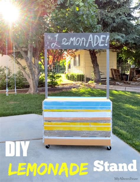diy lemonade stand 1000 images about lemonade stand books on