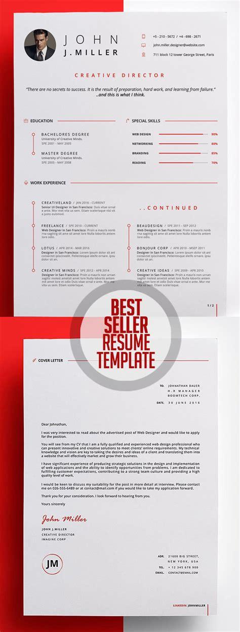 50 Best Resume Templates For 2018 Design Graphic Design Junction Best Templates 2018