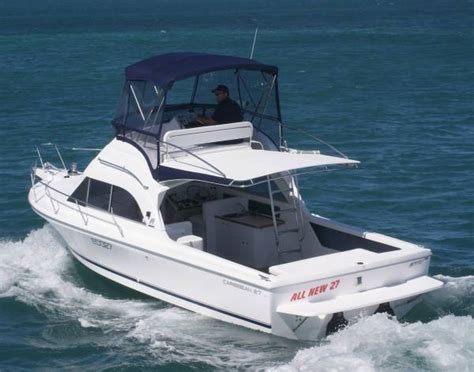 fishing boats for sale caribbean new caribbean 27 flybridge sports fisherman new power