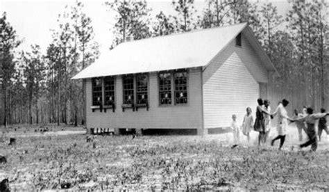 history of schools in hernando county florida