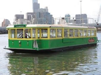 boat trailer guides melbourne the melbourne tramboat