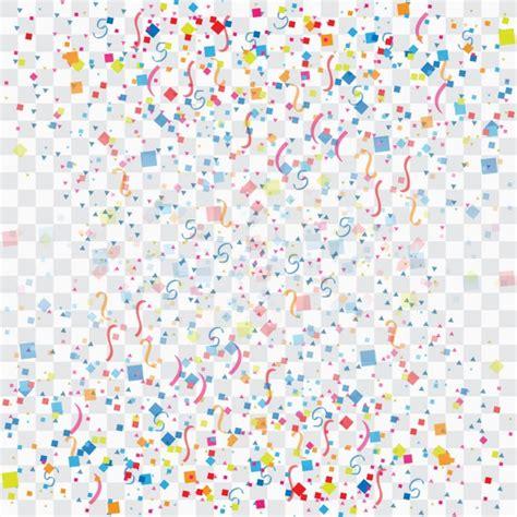 confetti background confetti background vector free