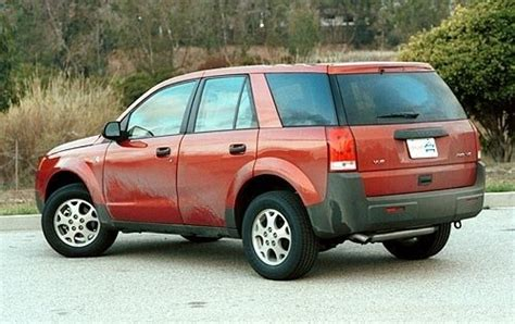 saturn vue 2003 review used 2003 saturn vue for sale pricing features edmunds
