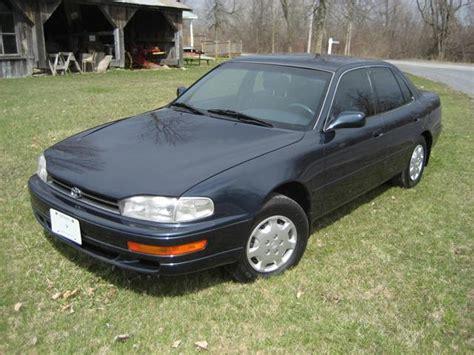 Toyota Camry 1993 1993 Toyota Camry Photo Gallery
