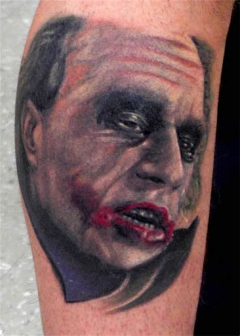tattoo pics of the joker joker tattoos page 13