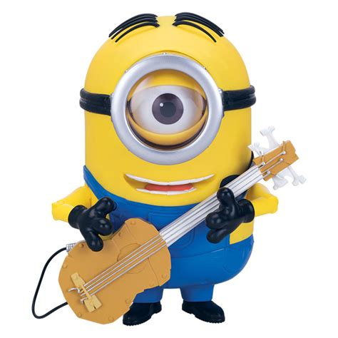 imagenes de minions alegres minions figurine parlante stuart king jouet h 233 ros