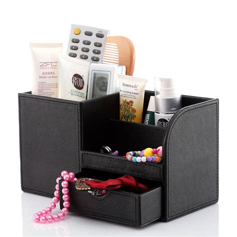 Desk Stationery Organizer Aliexpress Buy Multi Function Desk Stationery Organizer Storage Box Pen