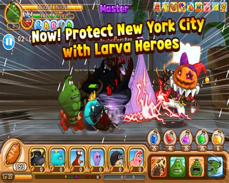 download game android larva heroes mod apk larva heroes lavengers 2014 mod apk data free download