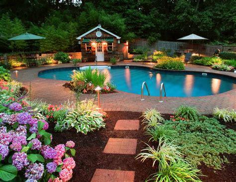ideas design beautiful backyards   budget