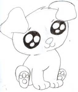 drawing puppies puppy drawing search baby stuff puppys and drawings