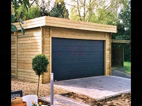 Garage Workshop Designs by New Car Garage Designs Ideas Youtube