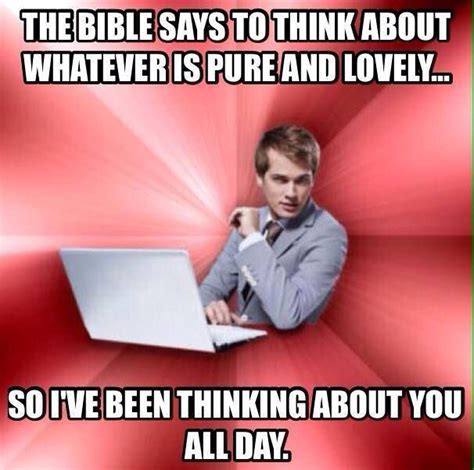 christian pick up line laughter pinterest