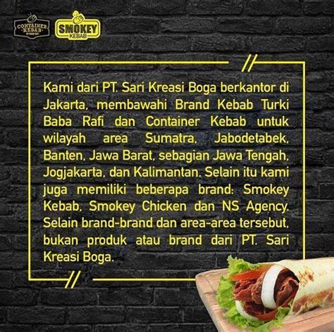 baba rafi  home jakarta indonesia menu