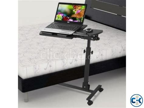 Stand Laptop Portable Pendingin 4pcs portable adjustable folding laptop table stand tray clickbd