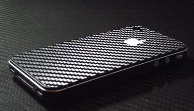 Bumper List Warnasoftshell Black Carbon accessories for protective carbon fiber