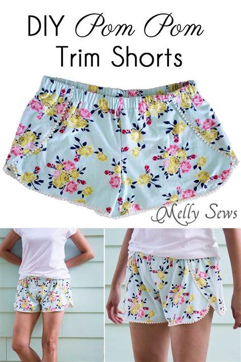 shorts pattern pinterest best 25 make shorts ideas on pinterest short pattern