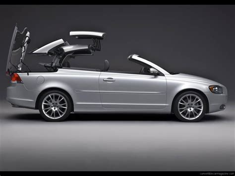 volvo convertible volvo c70 convertible buying guide