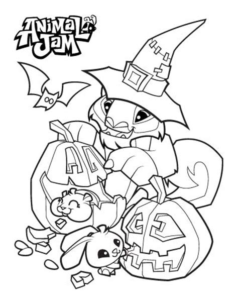 coloring pages for animal jam animal jam coloring pages the daily explorer how to
