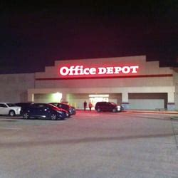 Office Depot Houston Office Depot 11 Reviews Office Equipment 17711 State