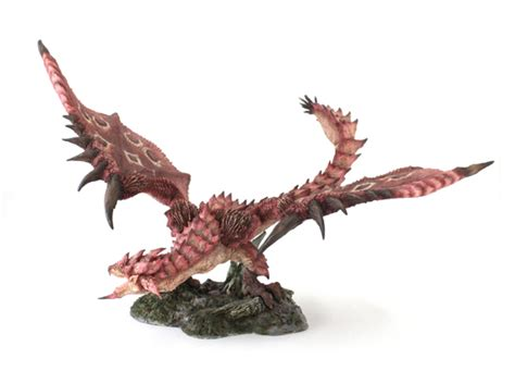 Figure Gold Rathian Capcom Figure Builder image capcom figure builder creator s model pink rathian 002 jpg wiki