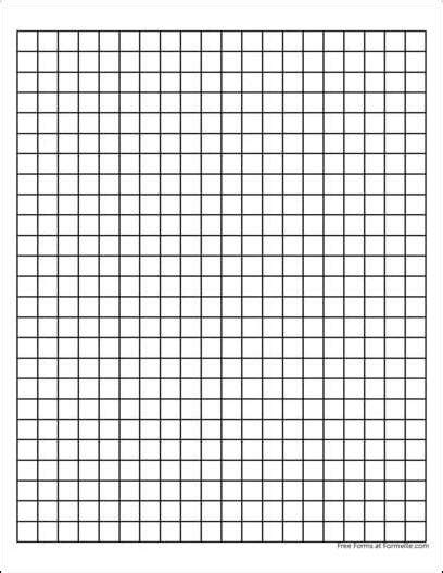 Printable Black Lined Graph Paper | printable graph paper black lines printable paper