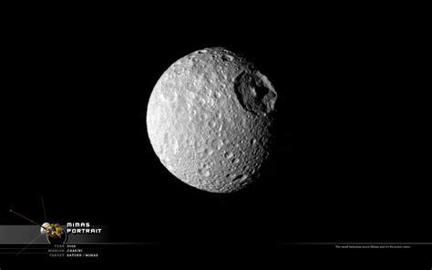 saturn moon mimas wanderingspace 187 archive 187 mimas and herschel
