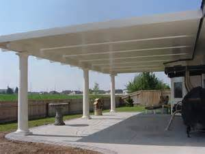 Patio Covers In Boise Idaho Boise Patio Covers Solid Lattice Patio Covers Unlimited