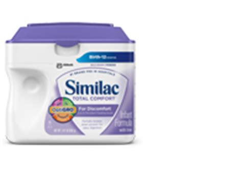 similac total comfort stage 1 similac products infant toddler and prenatal nutrition