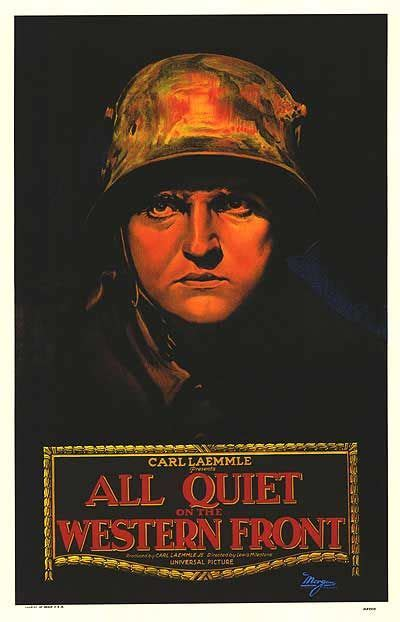 film perang all quiet on the western front the 100 best movie posters of the past 100 years movies