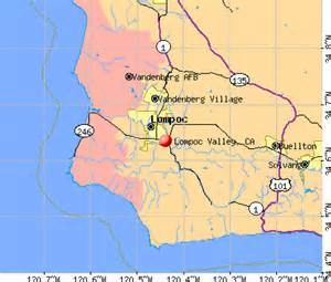 lompoc valley california ca 93436 profile population