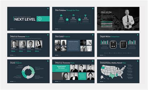 modern powerpoint template 60 beautiful premium powerpoint