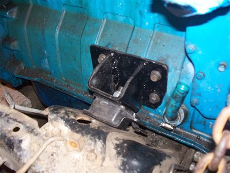 cummins to ford motor mounts read before ford cummins conversion diesel bombers