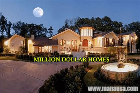 sales of homes priced at 1 million and up are surging in ever wondered what a million dollar home looks like in