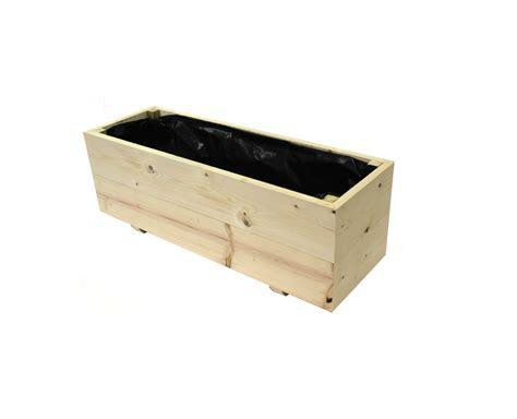 Plantenbak Maken Hout by Houten Plantenbakken Kopen Plantenbak Hardhout Pilaar