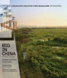 Landscape Architecture Magazine Zinio Landscape Architecture Magazine February 2013 187 Digital
