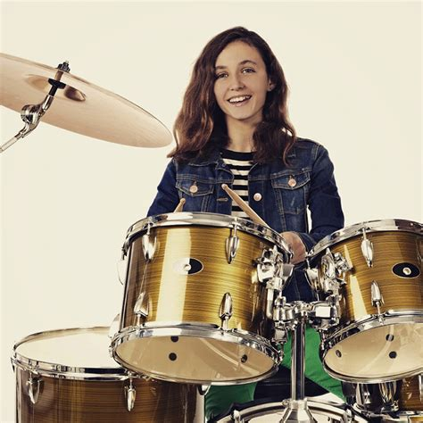 tutorial drum band staccato music studios drum lessons private and group