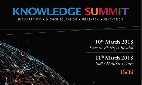 Mba Summit 2018 by Knowledge Summit New Delhi March 10 11 2018