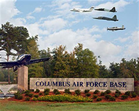 columbus air base base