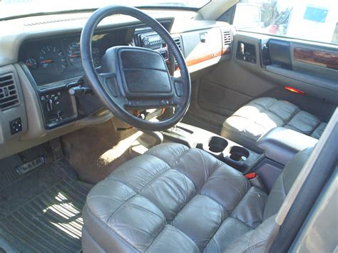 95 Jeep Interior by Seats Jeep Forum