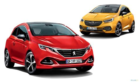 Opel Corsa 2019 Psa by 2019 Opel Corsa Exterior Images New Autocar Release