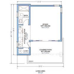 400 Sq Ft Studio by 400 Square Feet 1 Batrooms On 1 Levels House Plan 3274