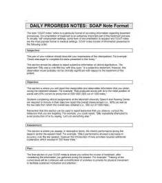 40 fantastic soap note examples amp templates template lab