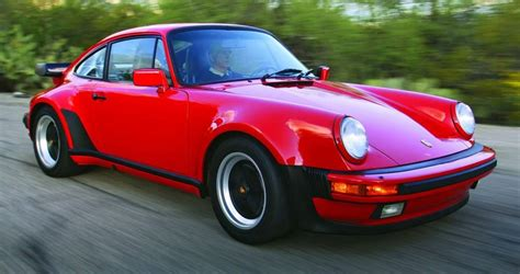 Was Darwin 1988 Porsche 911 Turbo The Late