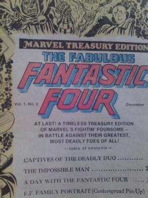 the book of fantastic four multilingual edition books fantastic four treasury edition value