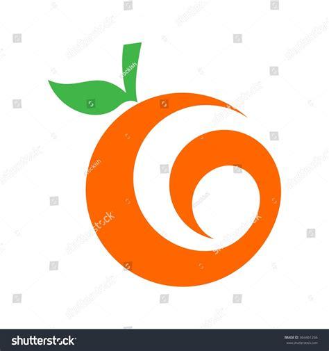 g fruit letter g fruit logo vector stock vector 364461266