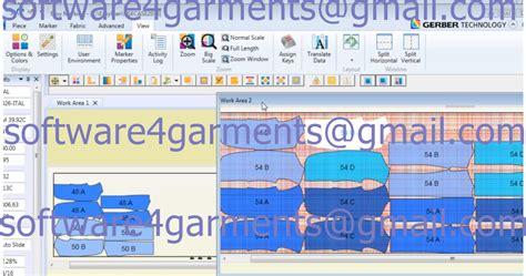 pattern grading marker crack gerber accumark 9